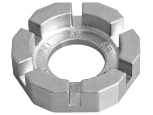 Unior Pocket Triple Spoke Wrench