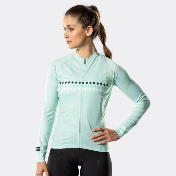 Bontrager Circuit Women's Long Sleeve Cycling Jersey