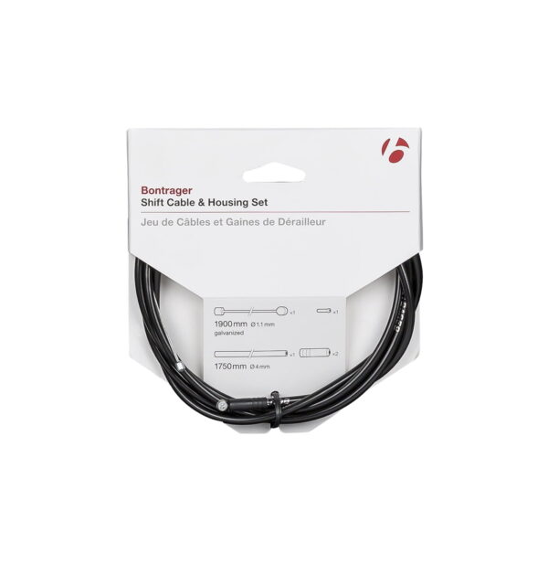 Bontrager Shift Cable & Housing Set